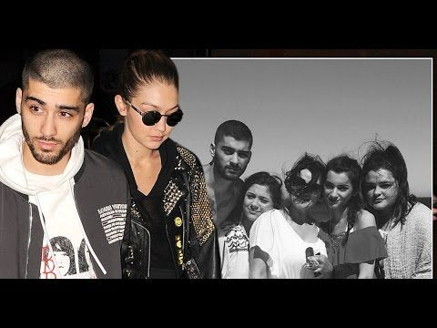 Gigi Hadid Slammed By Zayn Malik Fans For Getting His Ethnicity Wrong