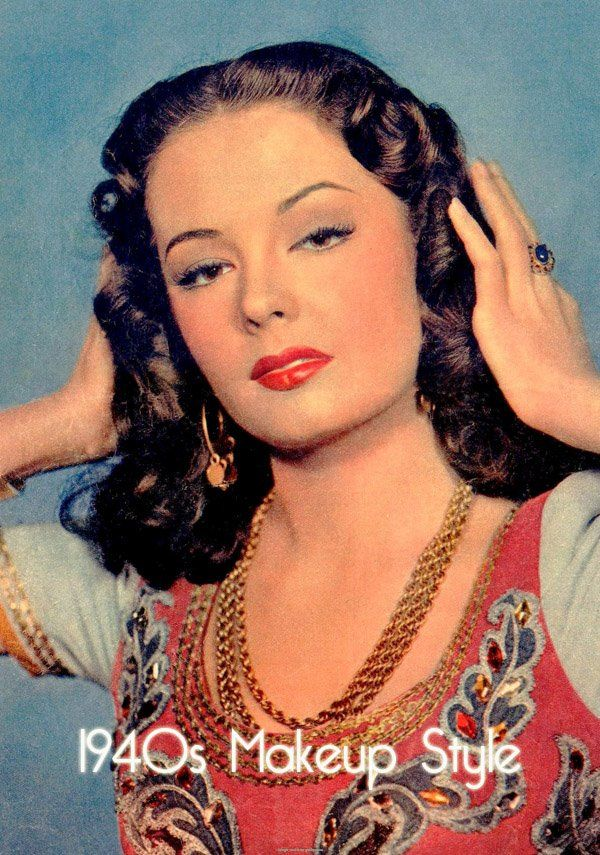 1940s hair and makeup styles 17 best images about 1940 s makeup on retro 5273