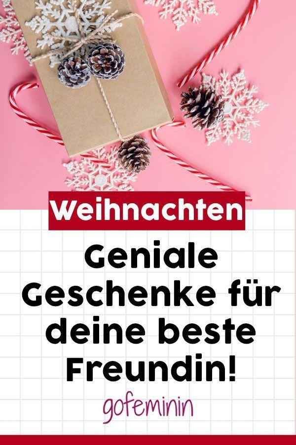Noch Keine Idee 8 Geschenke Fur Die Beste Freundin Freundin Geschenke Geschenke Fur Freund Weihnachten Geschenk Beste Freundin