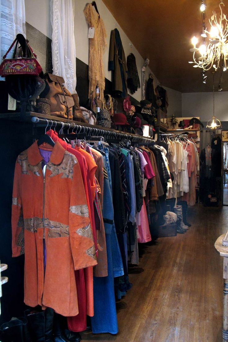 Where to find vintage clothing