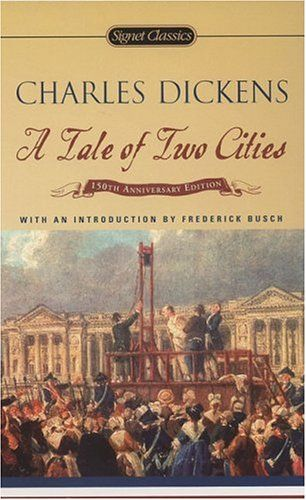 A Tale of Two Cities...the book that made me fall in love with symbolism
