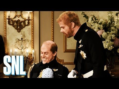 Officially...Archangel641's Blog: Royal Wedding - SNL.
