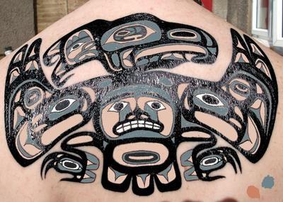 haida thunderbird tattoo polynesian pinterest more thunderbird tattoo tattoo and tattoo. Black Bedroom Furniture Sets. Home Design Ideas