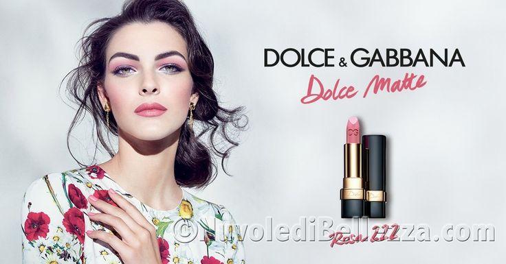 Rosa Look 2016 Trucco Primavera Dolce&Gabbana - Nuvole di Bellezza