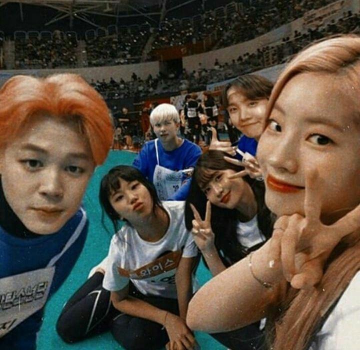 Bangtwice Photobook Kpop Couples Bts Twice Foto Bts