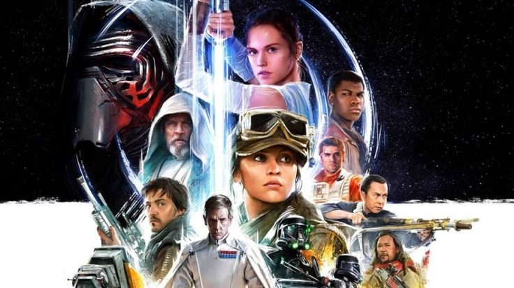 This weekend, a galaxy far, far away comes to London, England, for Star Wars Celebration Europe. It's a three-day, official Star Wars convention and we expect lots of awesome things to happen there—but most of all, we expect to learn a great deal about Episode VIII, Rogue One, the Han Solo movie, and more.