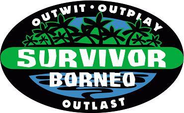 Survivor Borneo (logo)
