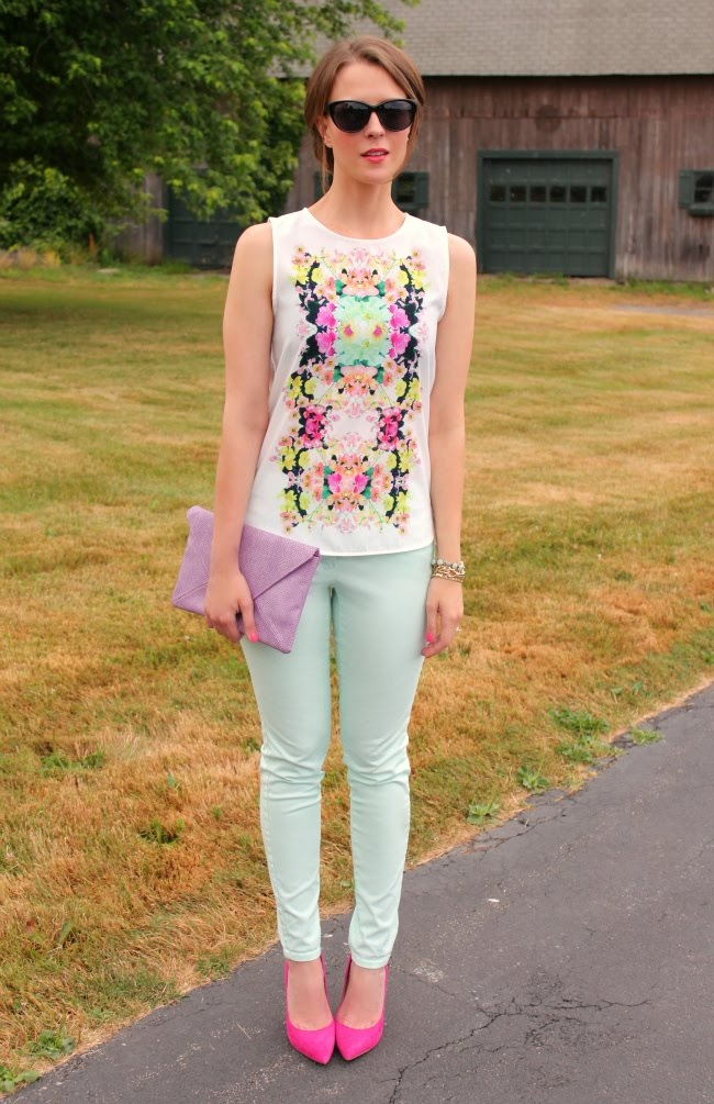 Penny Pincher Fashion: candy outfit
