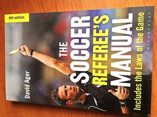 The Soccer Referee's Manual