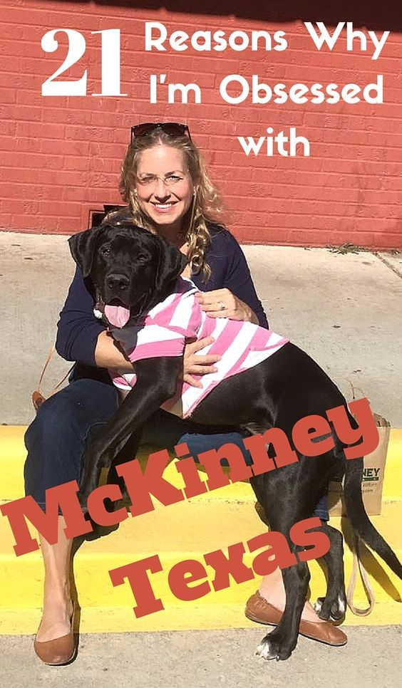 Mckinney, Texas is MONEY'S No. 1 Best Place to Live in America which boasts a historic downtown as well as amazing cafes, music, shopping and outdoor trails and lakes.   And its ridiculously cute too! This is what Texas ought to look like