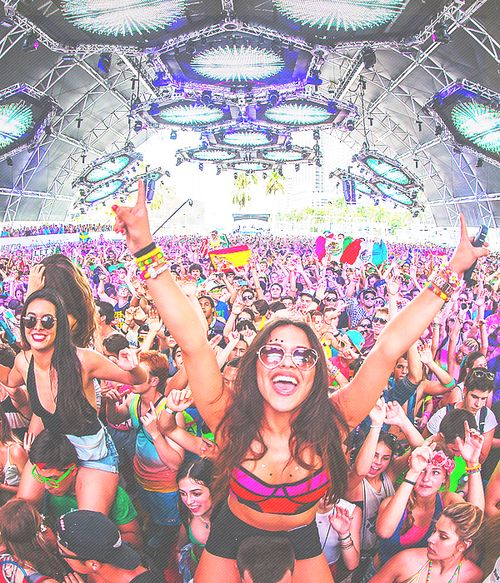 Ultra Music Festival - Miami....before I die I want to go to an awesome music festival!