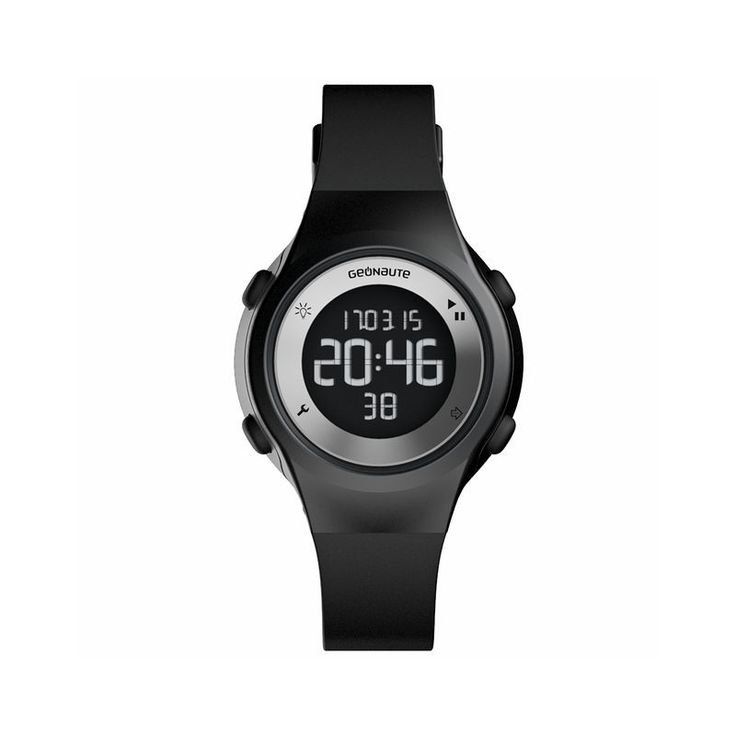 19,95 € - SANTE DEC Electronique - Montre digitale W500 S SWIP - GEONAUTE