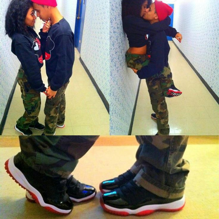 17 Best Images About Matching Couple Clothes On Pinterest | Follow Me Matching Jordans And Hoodies