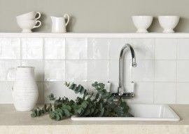 Metropolitan tiles from The Winchester Tile Company