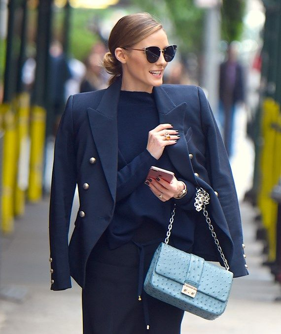 Olivia Palermo Wore The Piece Your Work Wardrobe Is Missing