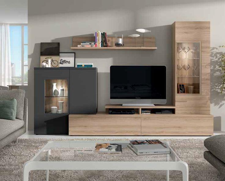Ra neo 606 comedor moderno mueble para televisor for Muebles de comedor modernos en rosario