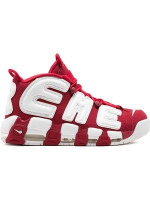 25adc99d68 Air More Uptempo / Nike x Supreme sneakers | Fashion 時裝 in 2019 ...