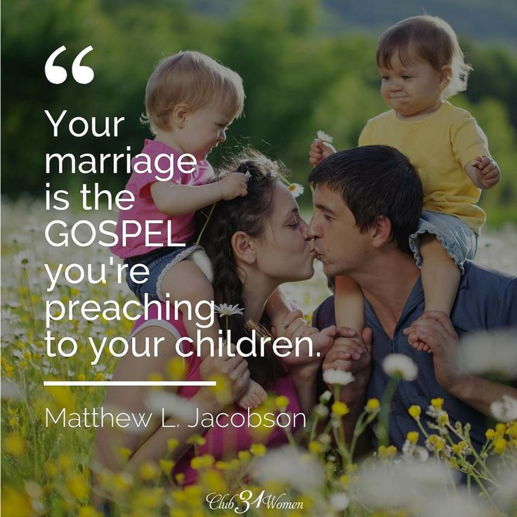 Marriages with passion have become rare, even among Christians. But if we want to teach our children how to love others well, it begins in our marriage.....