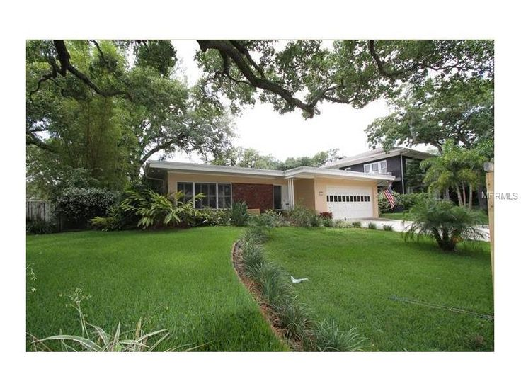 194 best Mid Century Modern Homes Tampa images on Pinterest