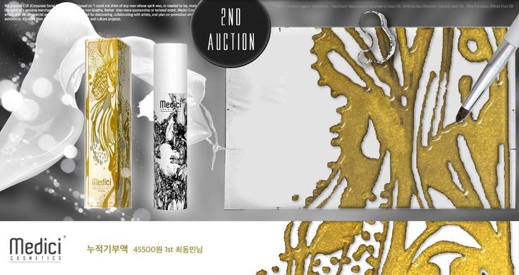 "www.medici.so [Medici editorial] ""Medici 2nd Auction"""