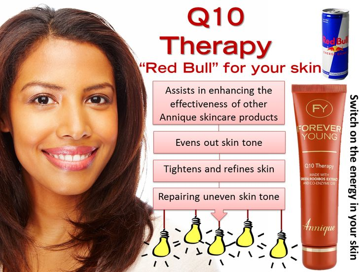 Benefits of using Annique Q10 Therapy