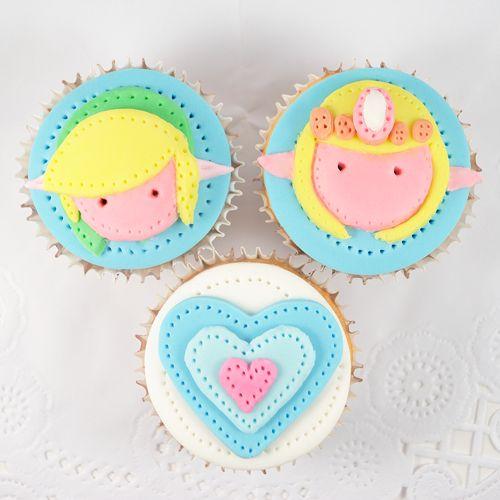 Escuela de Cupcakes: Cupcakes The Legend of Zelda