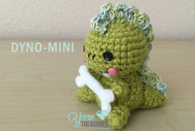 Mini Dinosaur Knitting Pattern : 1000+ ideas about Crochet Dinosaur Patterns on Pinterest Crochet Dinosaur, ...