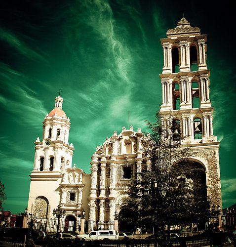 Cátedral de Santiago - Saltillo, Coahuila., México