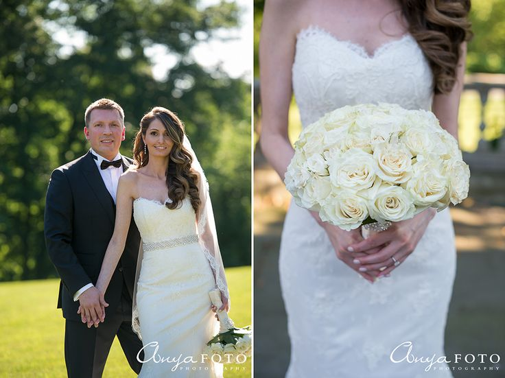 AnyaFoto | NJ Wedding Photography | Bridal bouquet
