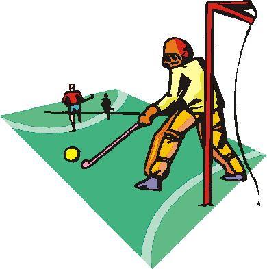 Hockey cliparts