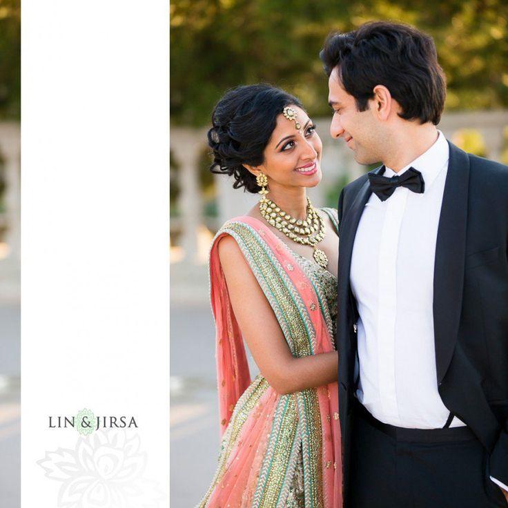 Gorgeous Palos Verdes Post-Wedding | Salil and Meghana