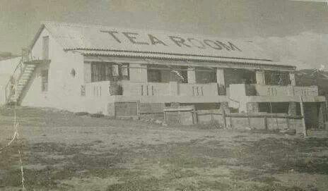 The original Blue Peter hotel in Blouberg.