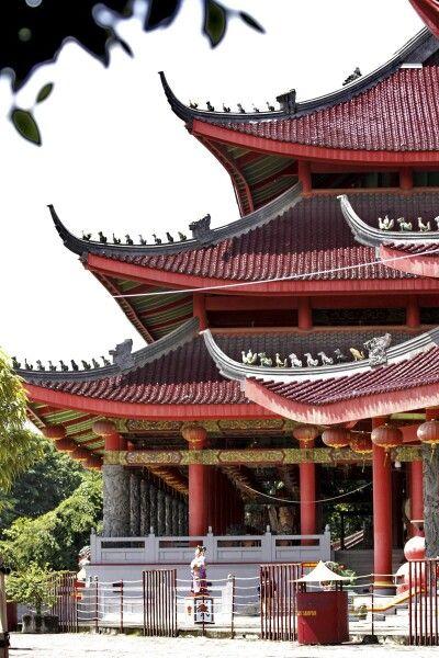 Sam Pho Koo - temple in Semarang