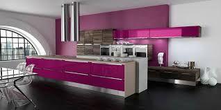 """Résultat de recherche d'images pour """"cuisine violette et grise"""""""