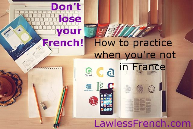 Don't Lose Your French! French reading comprehensionFind out how to maintain your French with this French reading comprehension exercise. http://www.lawlessfrench.com/reading/dont-lose-your-french/
