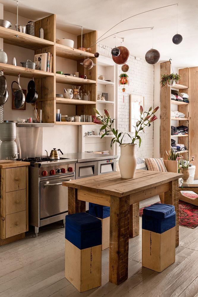 pin by heeya on beautiful kitchen kitchen studio apartment home rh pinterest com