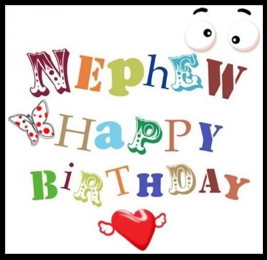 Nephew Happy Birthday Wishes For