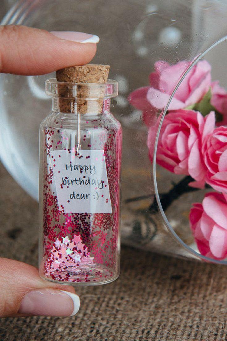 Ideen – Geburtstagsgeschenk für Mädchen Für Tochter Rosa Geburtstagsgeschenk Teenager Geburtstagsgeschenk Niedlich