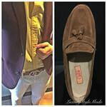 Gucci brown shoes