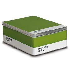 Pantone - Pantone Storage Box - Macaw Green