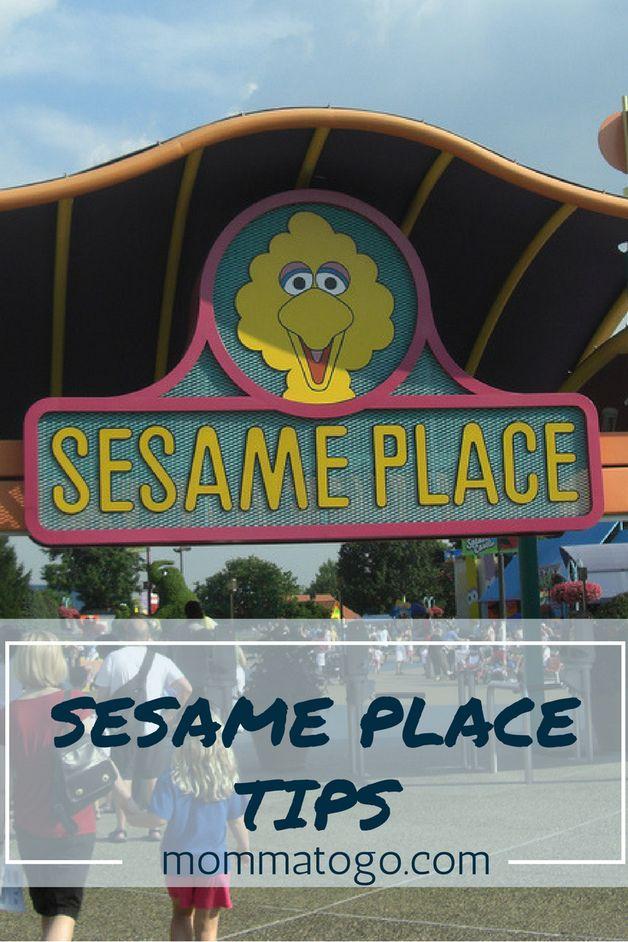 Tips for Visiting Sesame Place in Langhorne, PA. #travel #family #sesamestreet http://www.mommatogo.com