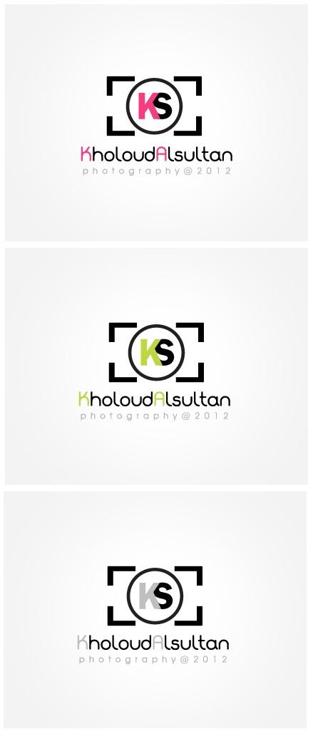 kholoud photographer   #logo