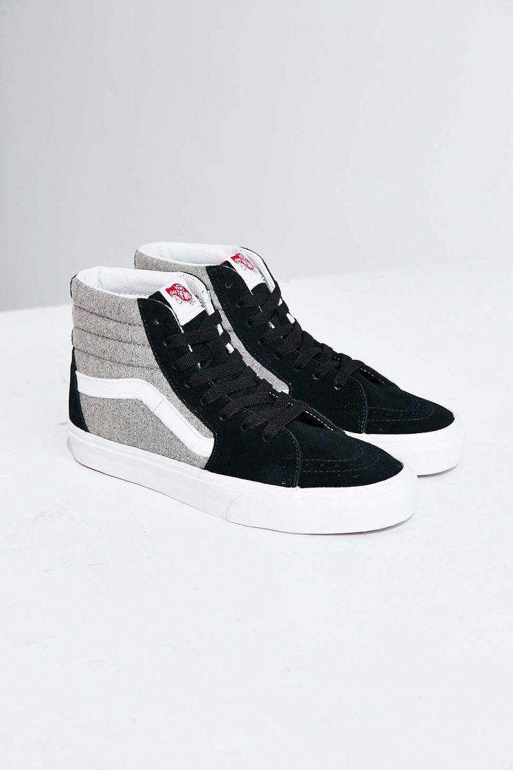 Vans Sk8-Hi Wool Sport Sneaker - Urban Outfitters