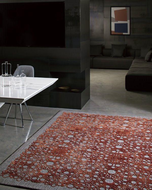One of Juan Montoya's Moonlight rugs for Stepevi