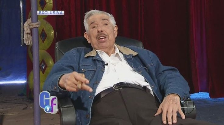 """Hospitalizaron al """"Profesor Jirafales"""" El hijo de Rubén Aguirre dijo QUE el actor """"está un poco delicado"""""""