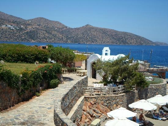 St Nicolas Bay Resort / Agios Nikolaos - Crête :