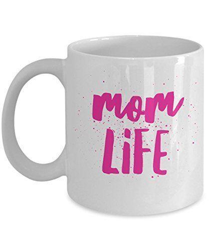 Mom Coffee Mug Mom Life Perfect Christmas Gift Mother  #BestFindsOnlineLLC
