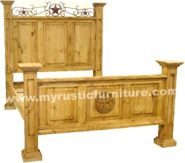 Mexican Rustic Furniture*Beds