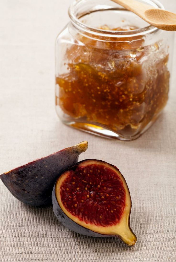 How to Make Your Own Homemade Fig Jam with Lemon Zest