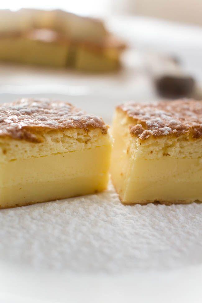 magic custard cake 6